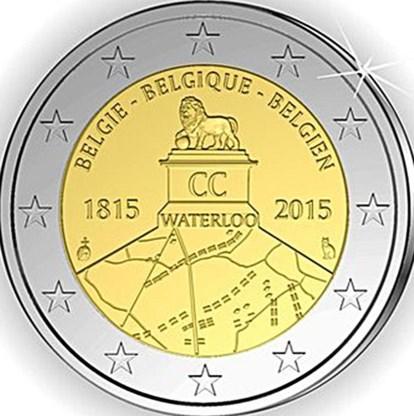 De munt waarmee ons land de Fransen blijkbaar zwaar schoffeerde.