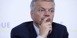 Reynders: 'Minsk-akkoorden moeten sneller uitgevoerd worden'