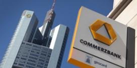 Commerzbank schikt voor 1,4 miljard in VS