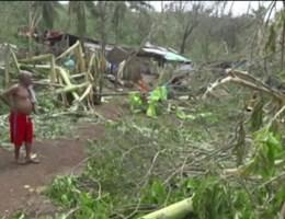 Noodtoestand op Vanuatu na cycloon