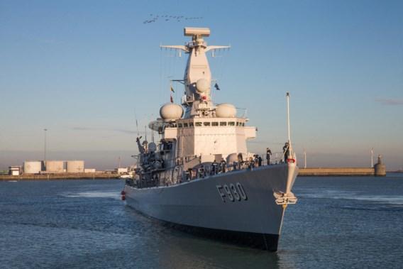 Navo vindt Belgische fregatten overbodig en te duur