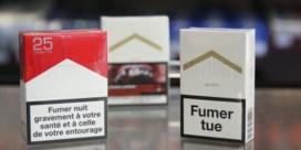 Generieke sigarettenpakjes komen er voorlopig niet