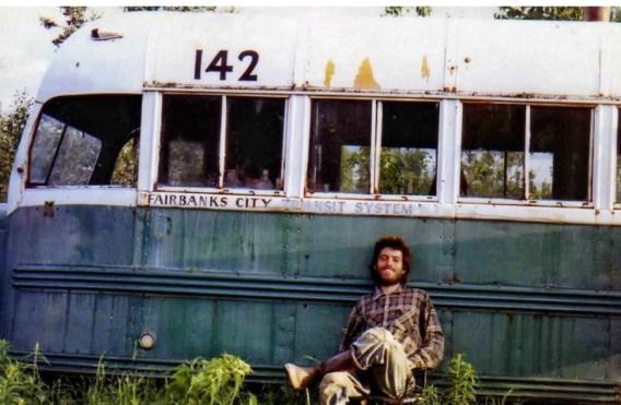 Chris McCandless: de foto werd na zijn dood in zijn camera gevonden.