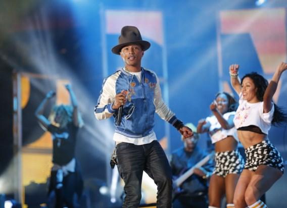 Pharrell volgt in de voetsporen van Rihanna