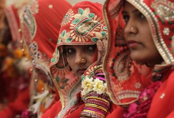 In België vinden elke maand gemiddeld twee kindhuwelijken plaats