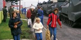 Spanning rond de Falklands loopt (opnieuw) op