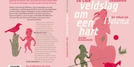 Boekenleeuw 2015 is voor Michael De Cock