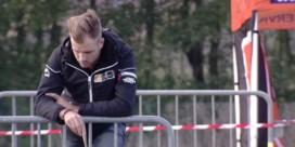 Niels Albert: 'Ik heb geen afscheid kunnen nemen'