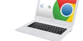 Chromebook rukt op