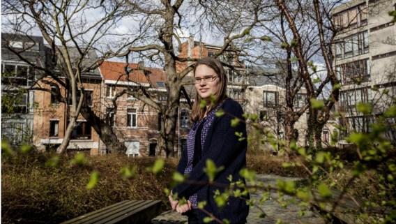 Katlijn Vangilbergen: 'mindmapping' hielp haar bij het behalen van haar bachelordiploma voeding- en dieetkunde.