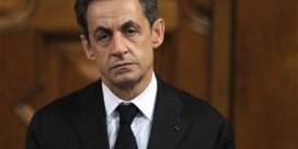 Drie verkiezingsmedewerkers Sarkozy onder arrest