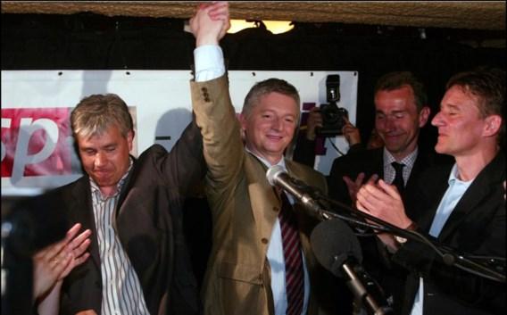 Vieren na zijn grootste zege in 2003