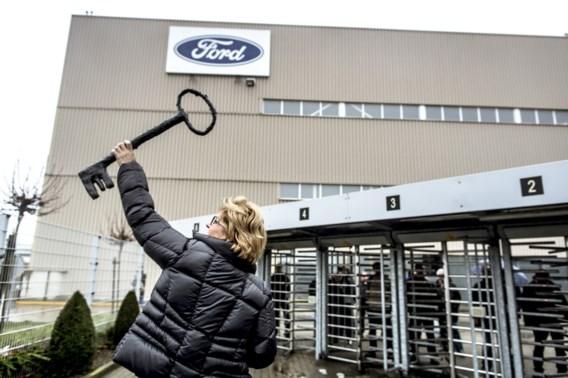 Rechter beschouwt ex-Ford-arbeiders als bedienden