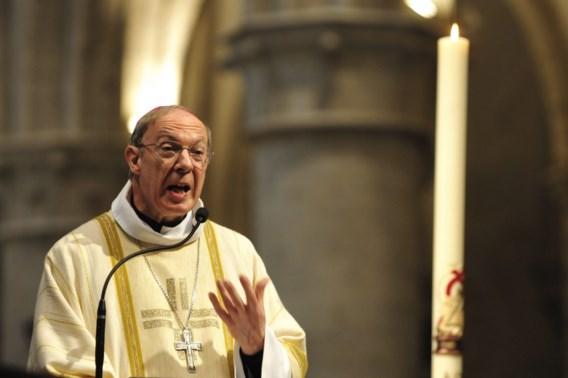 Aartsbisschop Léonard herdenkt 'drama van abortuswet'