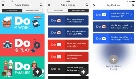 Do Button: één smartphoneknop, eindeloze mogelijkheden