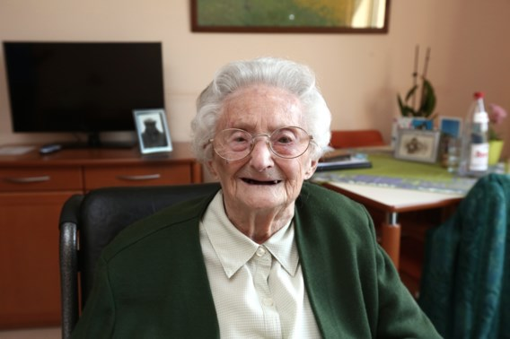Oudste vrouw (110) van het land overleden