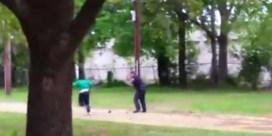 Blanke agent beschuldigd van moord op zwarte man