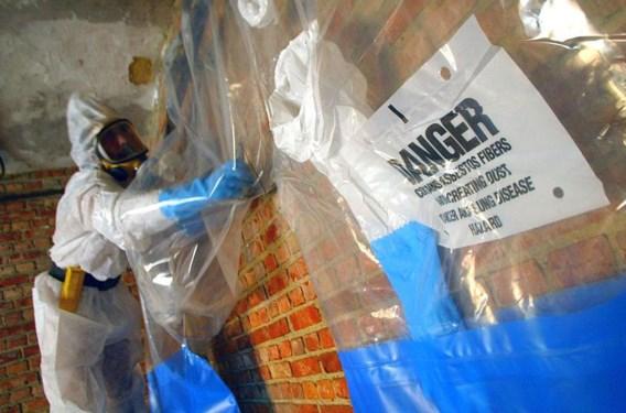 Vlaanderen wil tegen 2040 asbestvrij zijn