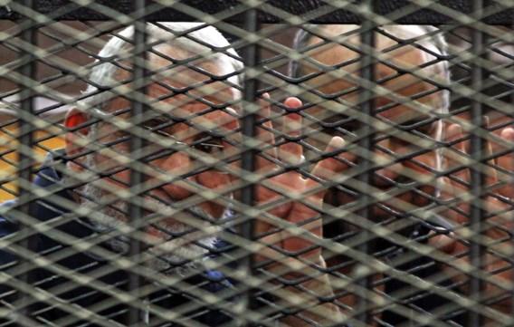 Leiders Egyptische Moslimbroeders ter dood veroordeeld
