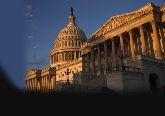 Capitool in Washington even afgesloten na schoten
