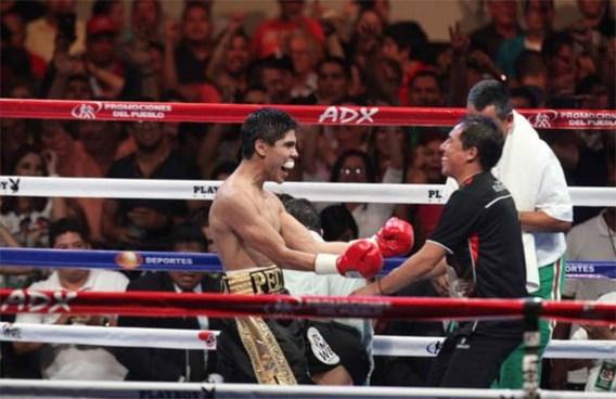 Pedro Guevara behoudt WBC-titel bij lichtvlieggewichten