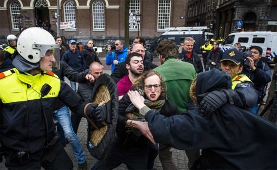 Nog zes actievoerders Maagdenhuis in de cel