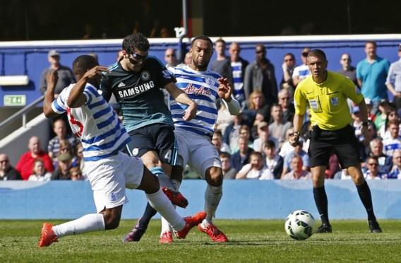 Fabregas en Hazard redden zwak Chelsea in absolute slotfase