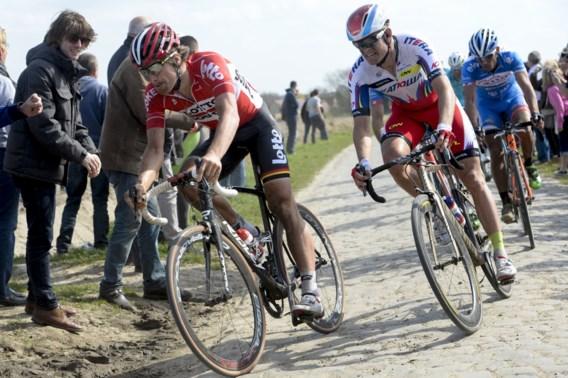 Jurgen Roelandts: 'Kwam twintig meter te kort om mee te sprinten voor de overwinning'