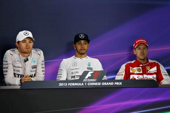 Opnieuw hommeles bij Mercedes: 'Hamilton saboteerde mijn race'