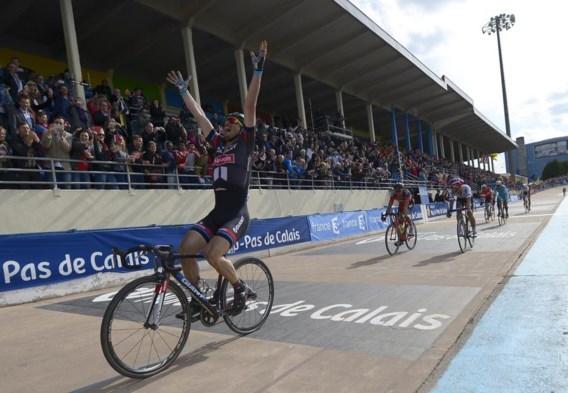 Degenkolb wint beklijvende sprint op piste van Roubaix