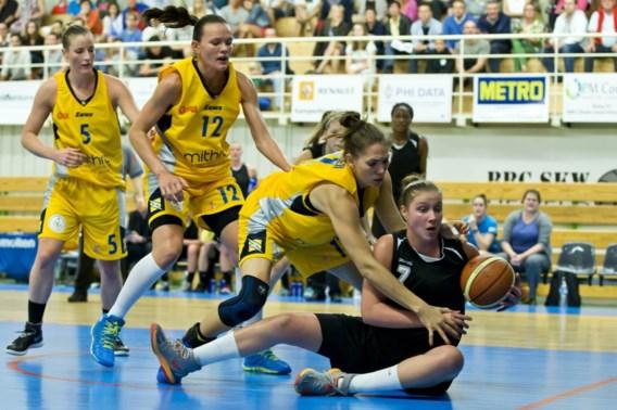 Castors Braine en Namen spelen finale in play-offs vrouwenbasket