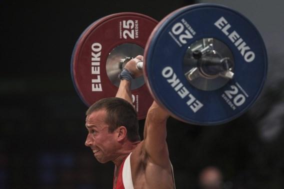 Tom Goegebuer speelt geen rol op EK gewichtheffen in klasse tot 62 kg
