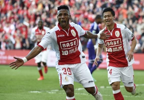 VIDEO. Ezekiel en Standard trappen Play-off 1 wijd open na zege tegen Anderlecht