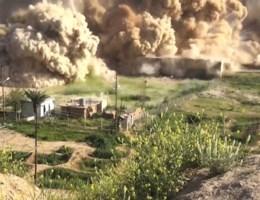 VIDEO. IS verwoest oude hoofdstad Assyrisch Rijk