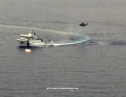 Mogelijk 950 mensen aan boord van gekapseisd schip