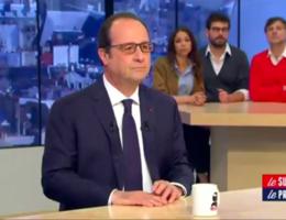 Hollande: 'Deze ramp is erg, maar die van de afgelopen dagen ook'