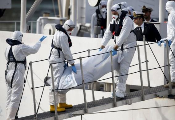 Schip met 28 overlevenden en 24 lichamen aangekomen in Malta
