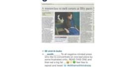 Schoenaerts geeft critici lik op stuk