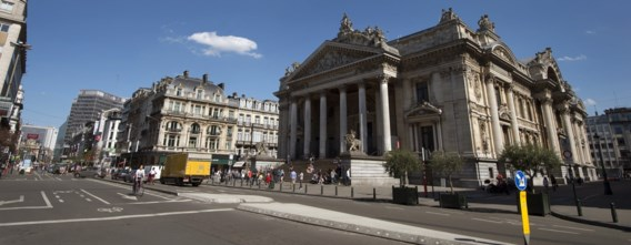 Voetgangerszone Brussel wordt al eind juni uitgebreid