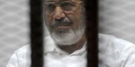 Ex-president Morsi veroordeeld tot eerste twintig jaar cel