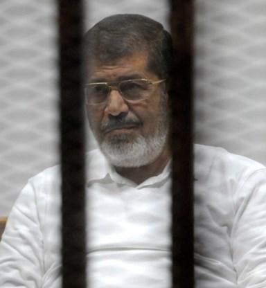 Mohamed Morsi.