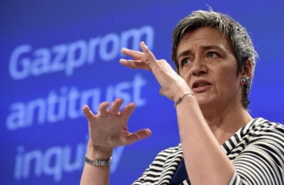 Europese Commissie valt Gazprom aan over concurrentievervalsing