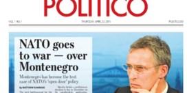 Nieuwssite Politico is nu ook een weekblad