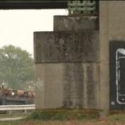 Graffiti Steve Stevaert moet weg