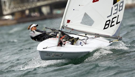 Evi Van Acker wint World Cup-race in Hyères