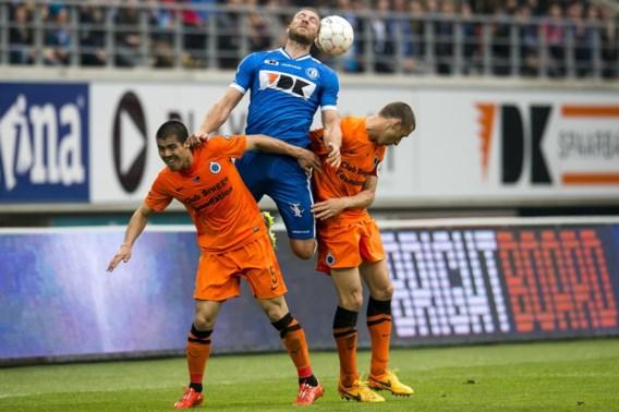 VIDEO. Club Brugge kan leidersplaats op het nippertje redden