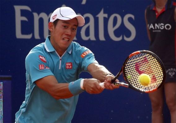 Nishikori verdedigt titel met succes in Barcelona