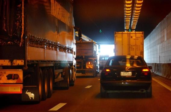 Kennedytunnel afgesloten voor Antwerp 10 Miles