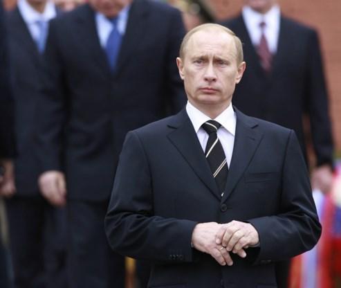 Vladimir Poetin: 'Ik kan me een leven buiten de politiek voorstellen'