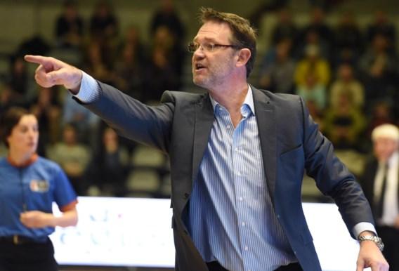 Nieuwe coach Castors Braine: 'Hele eer, maar ook een uitdaging'
